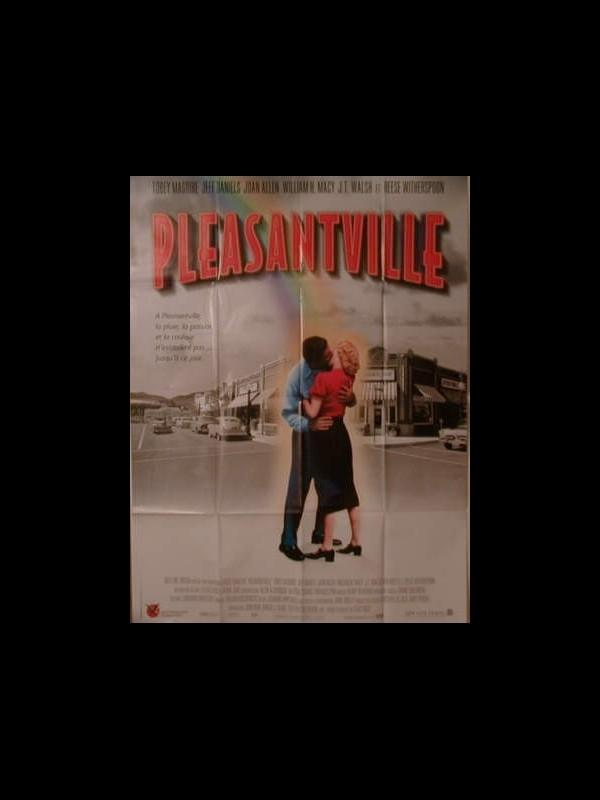 Affiche du film PLEASANTVILLE