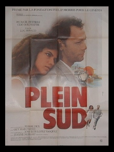 Affiche du film PLEIN SUD