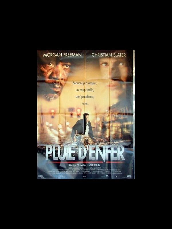 Affiche du film PLUIE D'ENFER - HARD RAIN