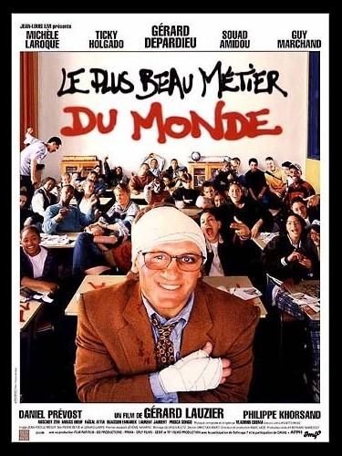 Affiche du film PLUS BEAU METIER DU MONDE (LE)