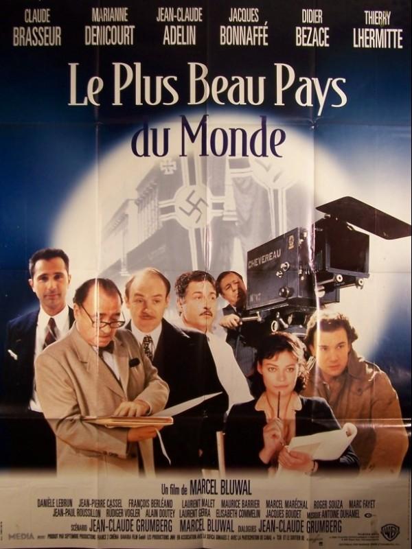 Affiche du film PLUS BEAU PAYS DU MONDE (LE)