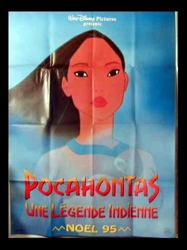 Affiche du film POCAHONTAS