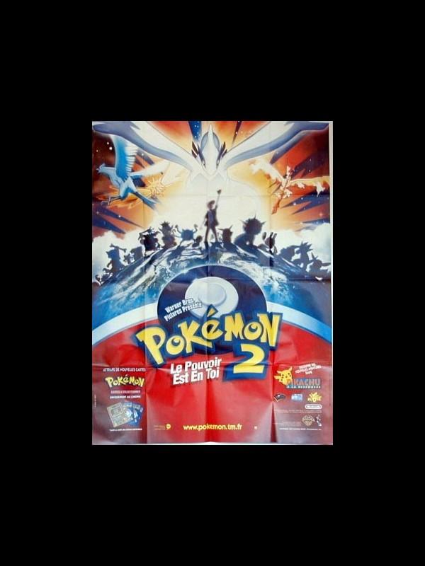 Affiche du film POKEMON 2 -LE POUVOIR EST EN TOI - - GEKIJÔ-BAN POKETTO MONSUTÂ:
