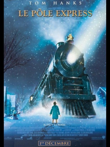 Affiche du film POLE EXPRESS (LE) - POLAR EXPRESS (THE)