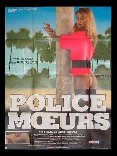 Affiche du film POLICE DES MŒURS