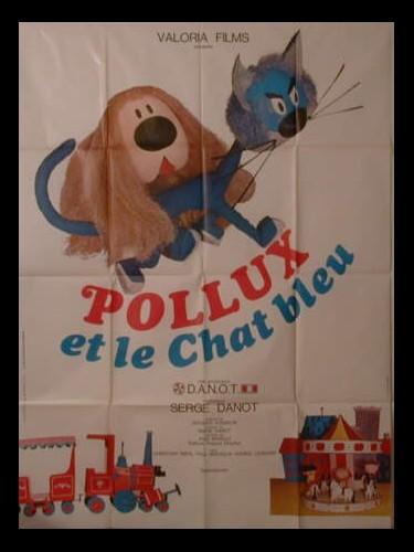 Affiche du film POLLUX ET LE CHAT BLEU