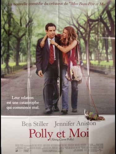 Affiche du film POLLY ET MOI - ALONG CAME POLLY