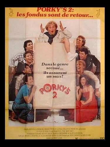 Affiche du film PORKY'S 2