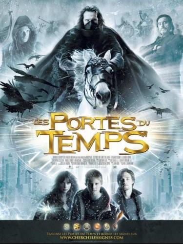 Affiche du film PORTES DU TEMPS (LES)