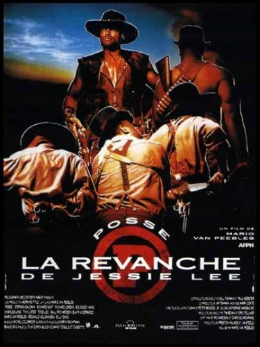 Affiche du film POSSE LA REVANCHE DE JESSIE LEE