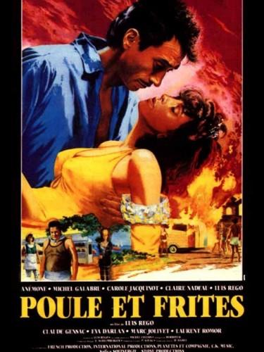 Affiche du film POULE ET FRITES