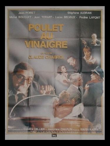 Affiche du film POULET AU VINAIGRE