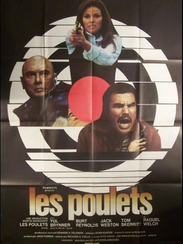 Affiche du film POULETS (LES) - FUZZ