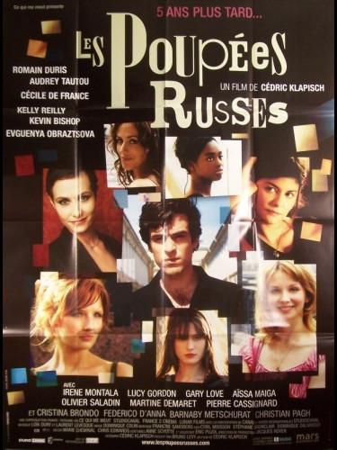 Affiche du film POUPEES RUSSES