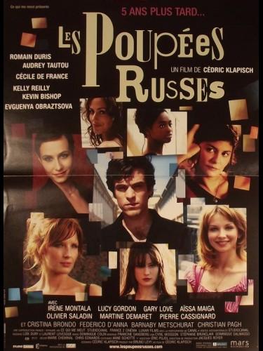 Affiche du film POUPEES RUSSES (LES)