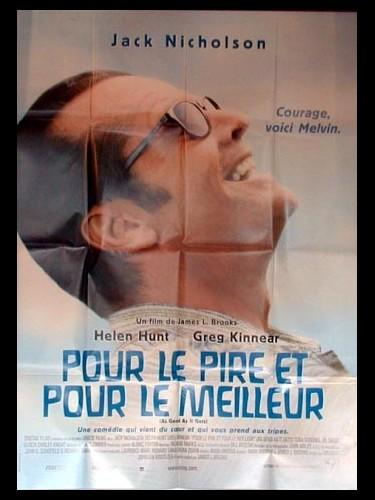 Affiche du film POUR LE PIRE ET LE MEILLEUR