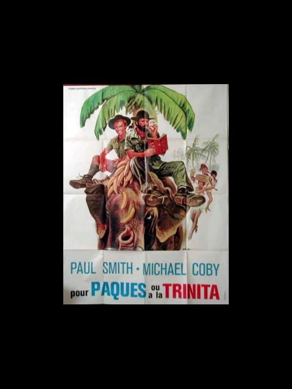 Affiche du film POUR PAQUES OU A LA TRINITA - SIMONE E MATTEO: UN GIOCO DA RAGAZZI