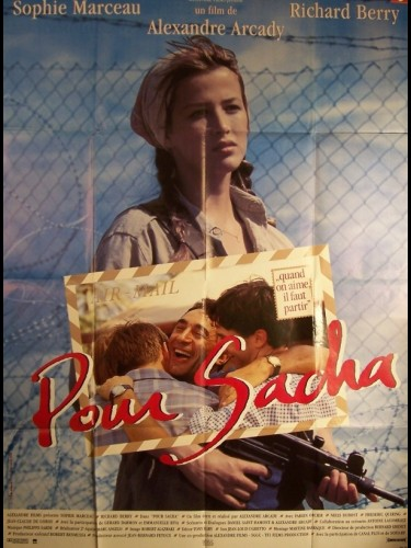 Affiche du film POUR SACHA