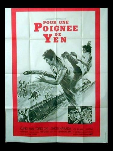 Affiche du film POUR UNE POIGNEE DE YEN - CHU BAO