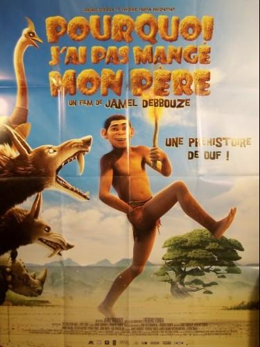 Affiche du film POURQUOI J'AI PAS MANGE MON PÈRE