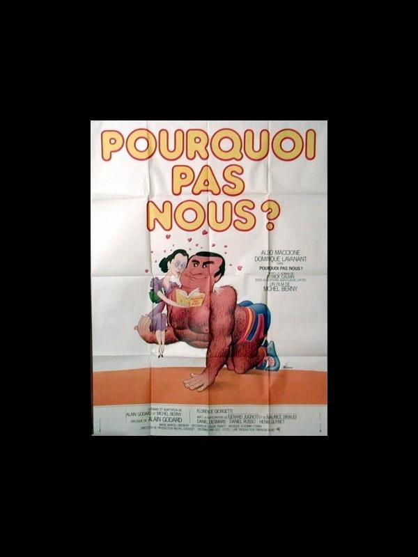 Affiche du film POURQUOI PAS NOUS ?