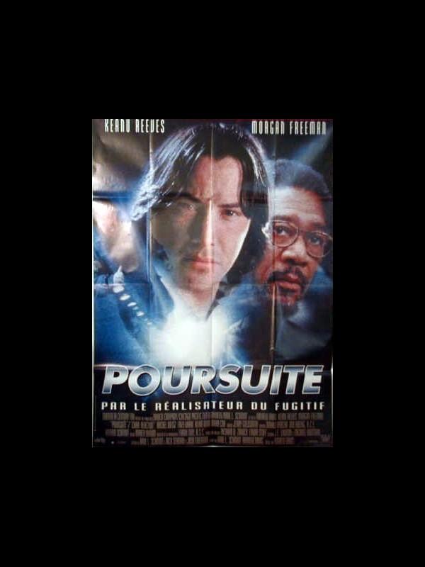 Affiche du film POURSUITE - CHAIN REACTION