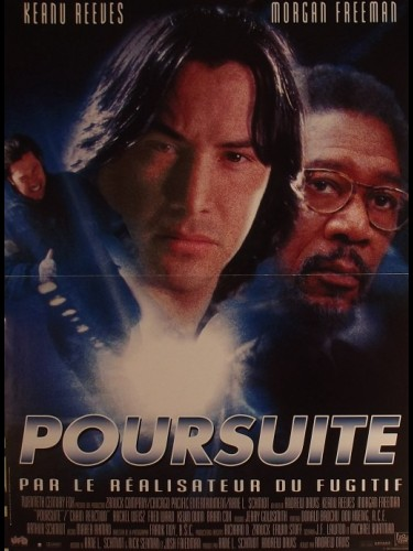 Affiche du film POURSUITE - CHAIN REACTION