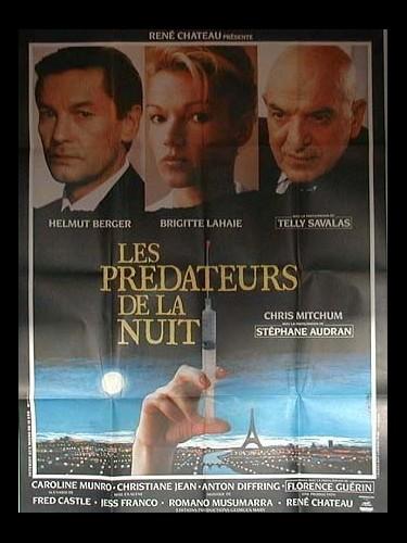 Affiche du film PREDATEURS DE LA NUIT (LES) - FACELESS