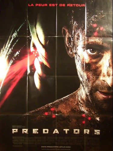 Affiche du film PREDATORS
