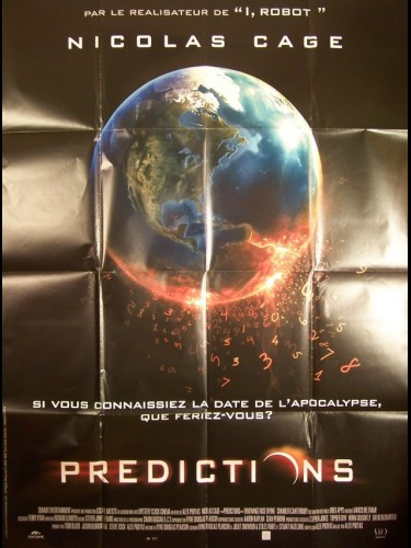 Affiche du film PREDICTIONS - KNOWING