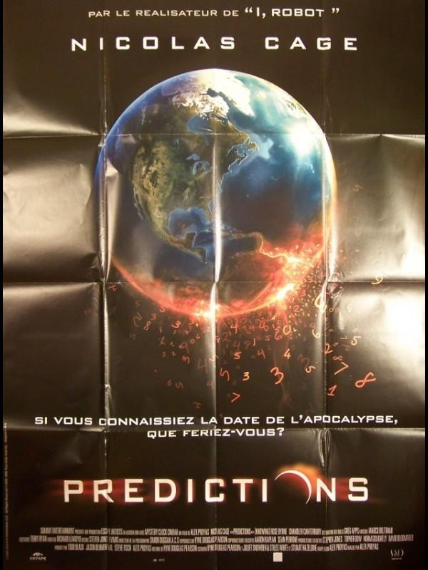 Affiche du film PREDICTIONS - KNOWING