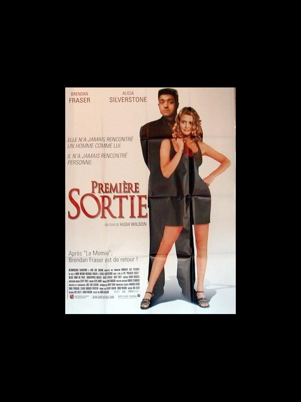 Affiche du film PREMIERE SORTIE - BLAST FROM THE PAST