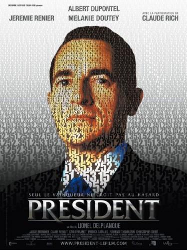 Affiche du film PRESIDENT