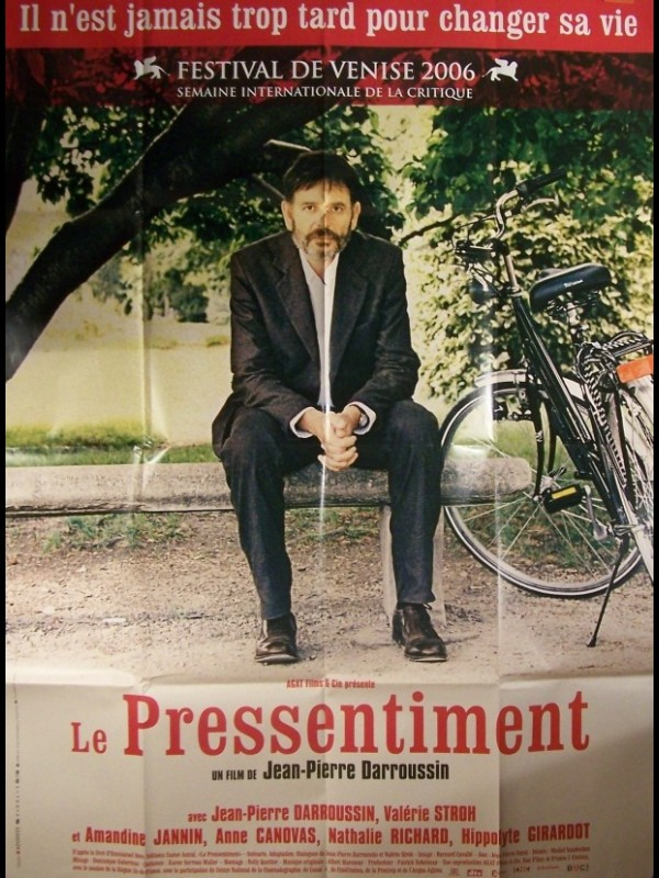 Affiche du film PRESSENTIMENT (LE)
