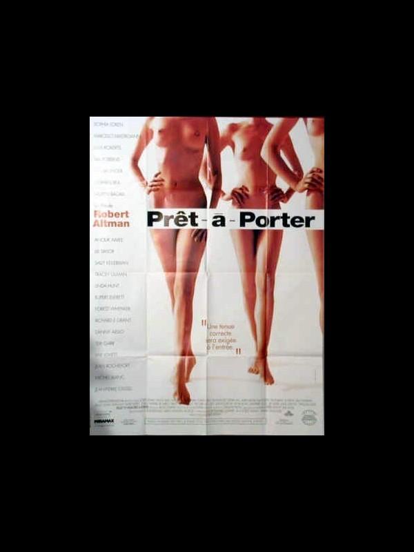 Affiche du film PRÊT-A-PORTER