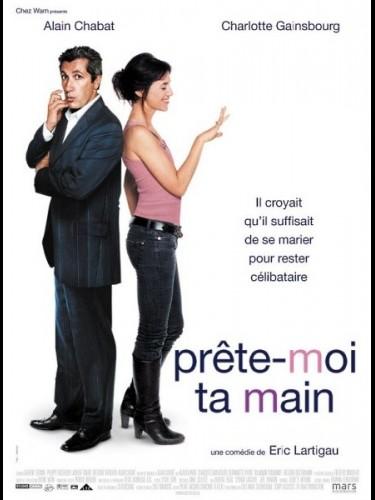 Affiche du film PRETE-MOI TA MAIN
