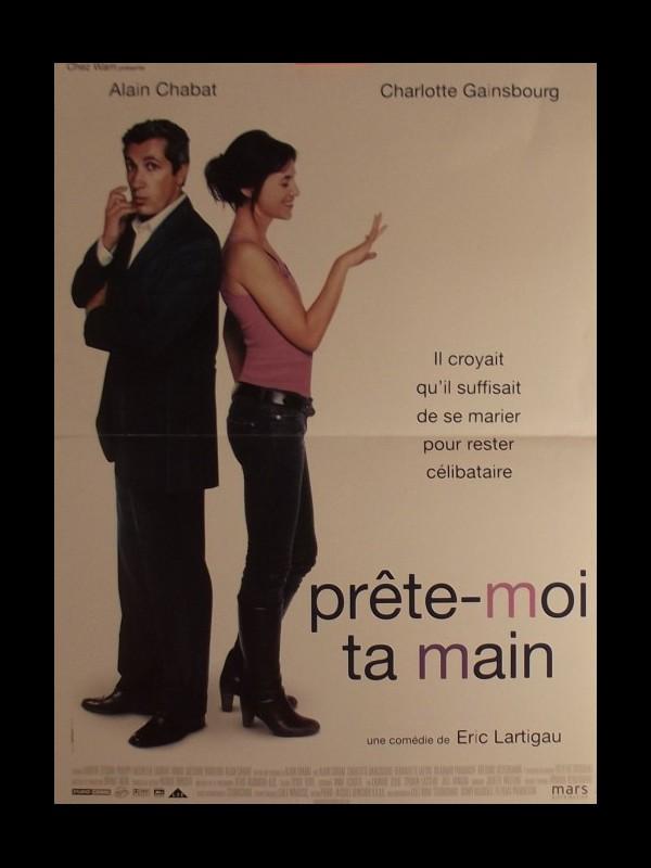 Affiche du film PRETE-MOI TA MAIN - I DO