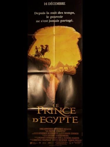 Affiche du film PRINCE D'EGYPTE (LE) - THE PRINCE OG EGYPT