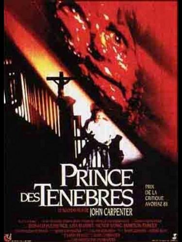 Affiche du film PRINCE DES TENEBRES (LE) - PRINCE OF DARKNESS