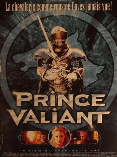 Affiche du film PRINCE VAILLANT