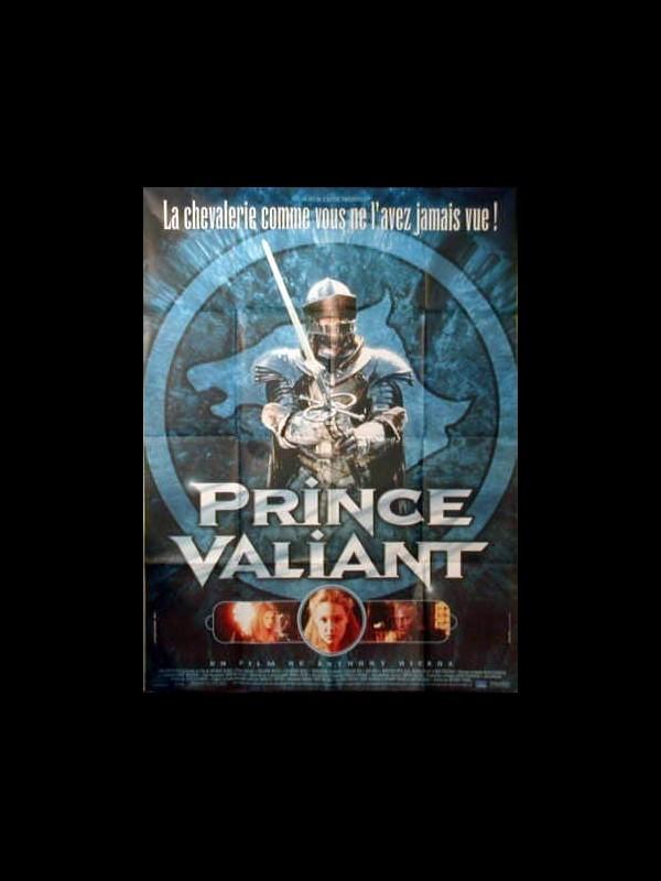 Affiche du film PRINCE VALIANT