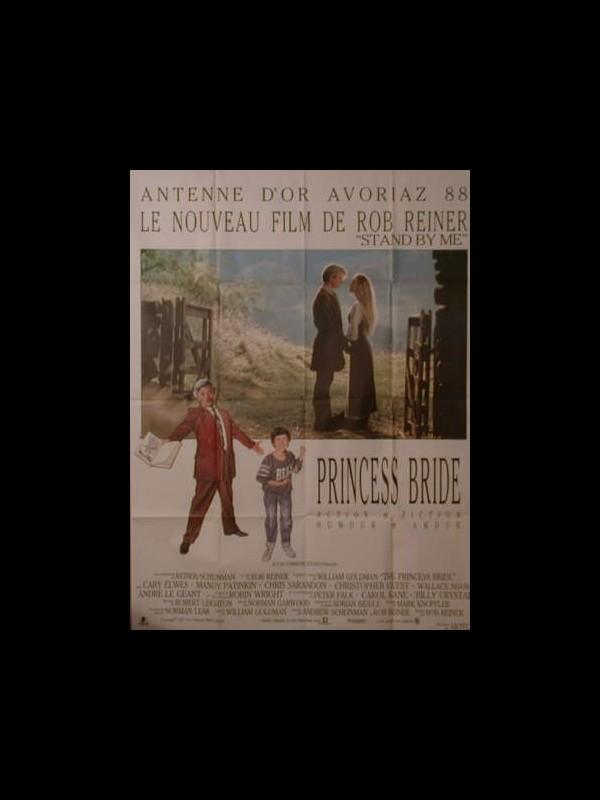 Affiche du film PRINCESS BRIDE - PRINCESS BRIDE
