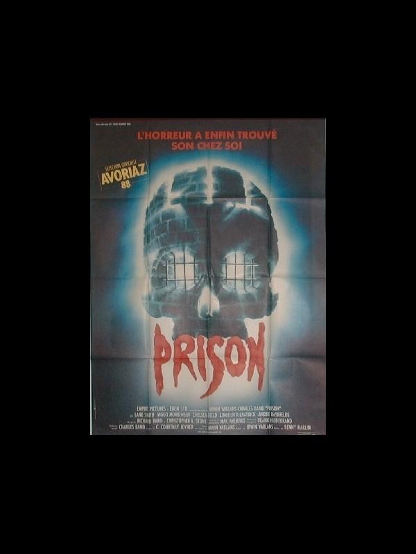 Affiche du film PRISON