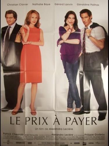 Affiche du film PRIX A PAYER (LE)