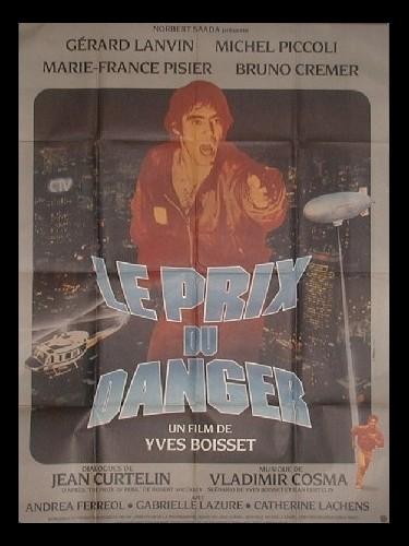 Affiche du film PRIX DU DANGER (LE)