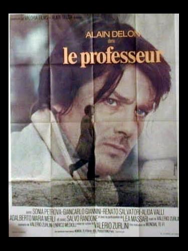 Affiche du film PROFESSEUR (LE) - LA PRIMA NOTTE DI QUIETE