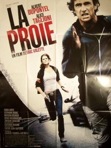 Affiche du film PROIE (LA)