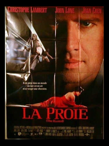 Affiche du film PROIE (LA) - THE HUNTED