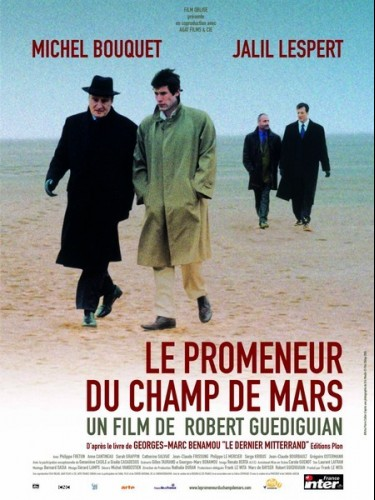 Affiche du film PROMENEUR DU CHAMP DE MARS (LE)