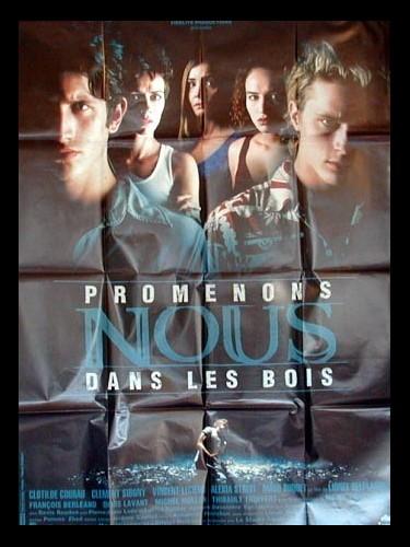 Affiche du film PROMENONS-NOUS DANS LE BOIS